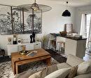 Concarneau Appartement T2 bis duplex vendu avec meubles et décoration. 1/13