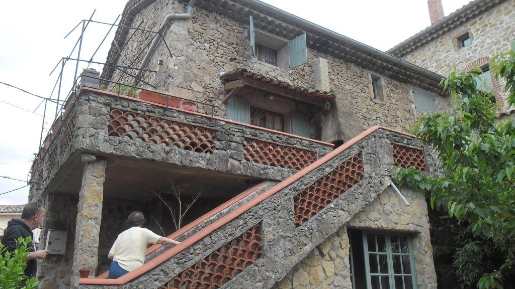 Maison Robiac Rochessadoule 100 m2