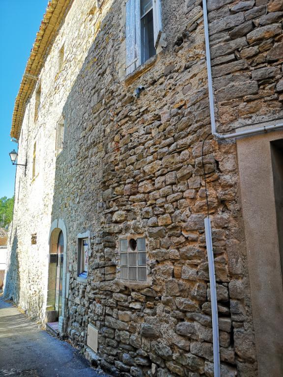Maison en pierres authentique