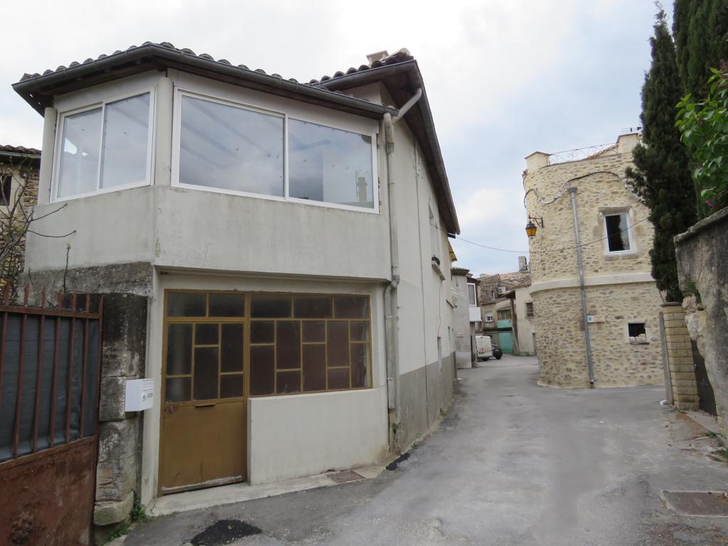 Maison de village sans travaux