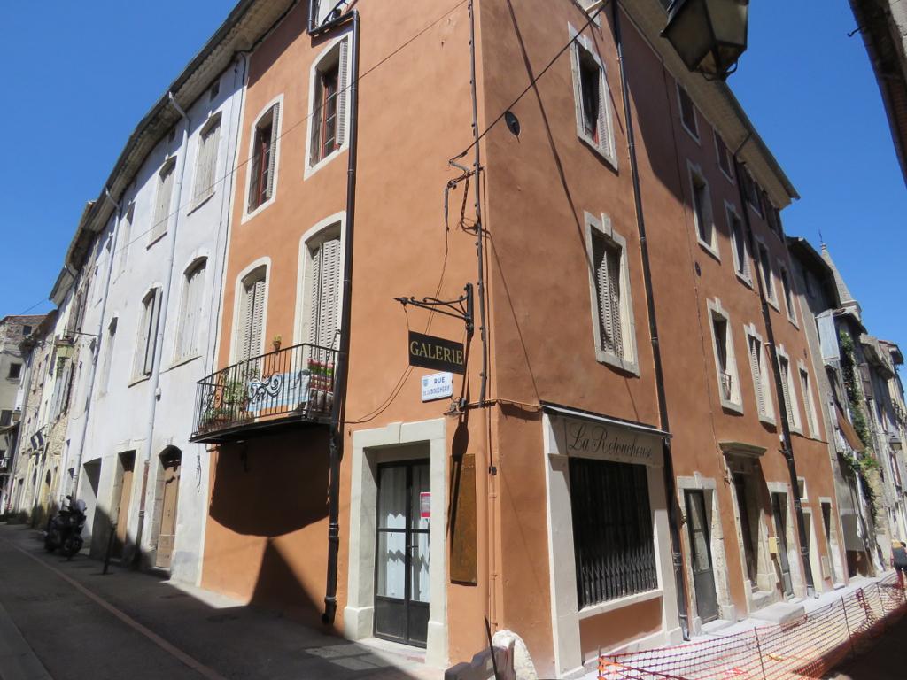 Local commercial Saint-ambroix 45 m2