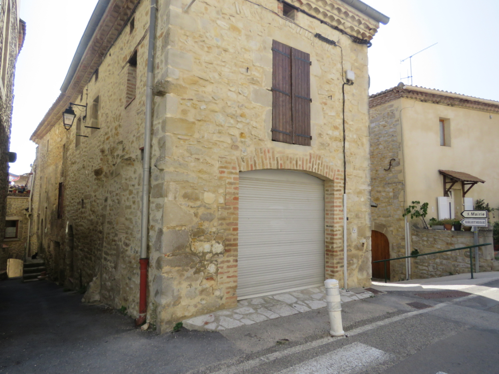 Local commercial Saint Sauveur De Cruzieres 26 m2