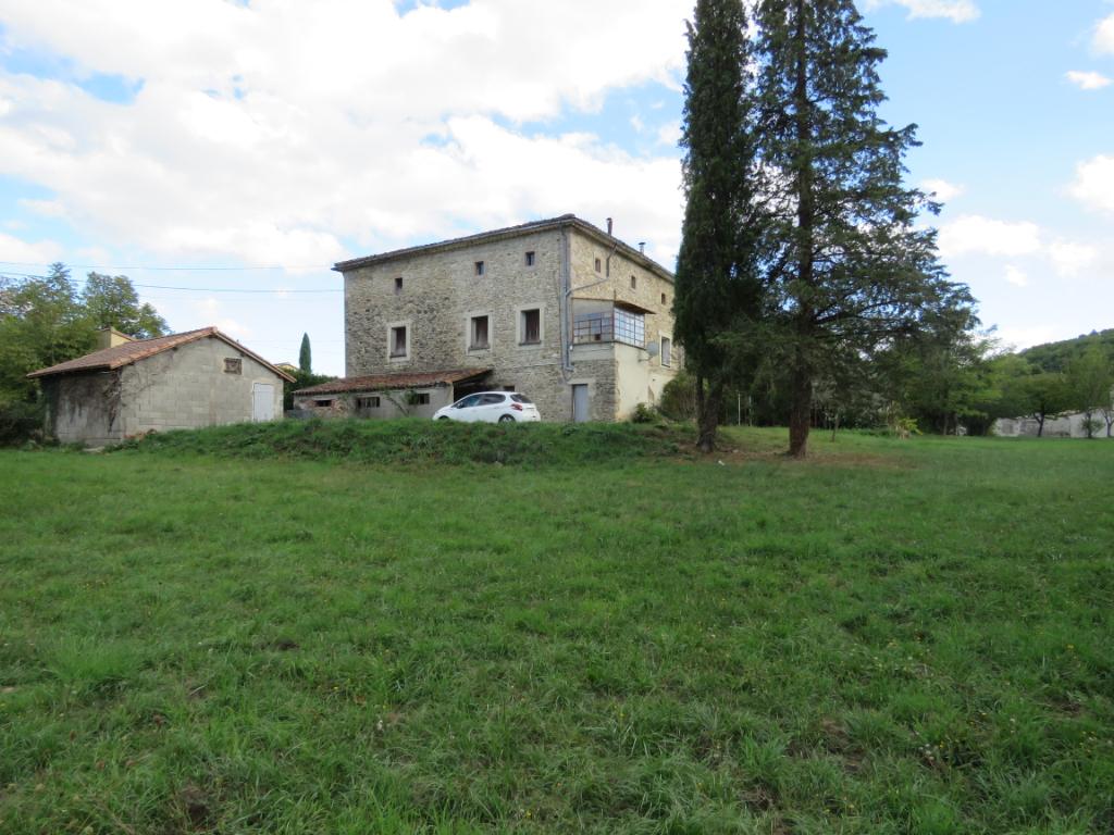 Maison Robiac Rochessadoule