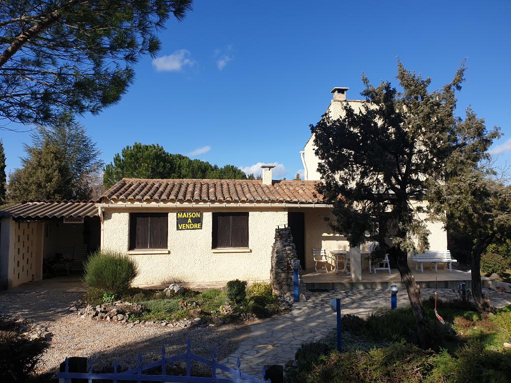 Maison Mejannes Le Clap 60 m2