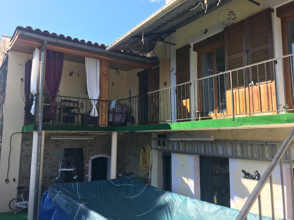 Maison Robiac Rochessadoule 5 pièce(s) 110 m2