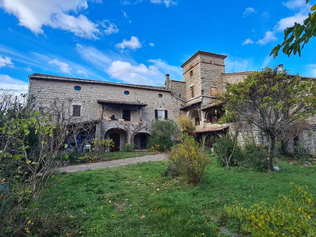 Maison Barjac 10 pièce(s) 250 m2