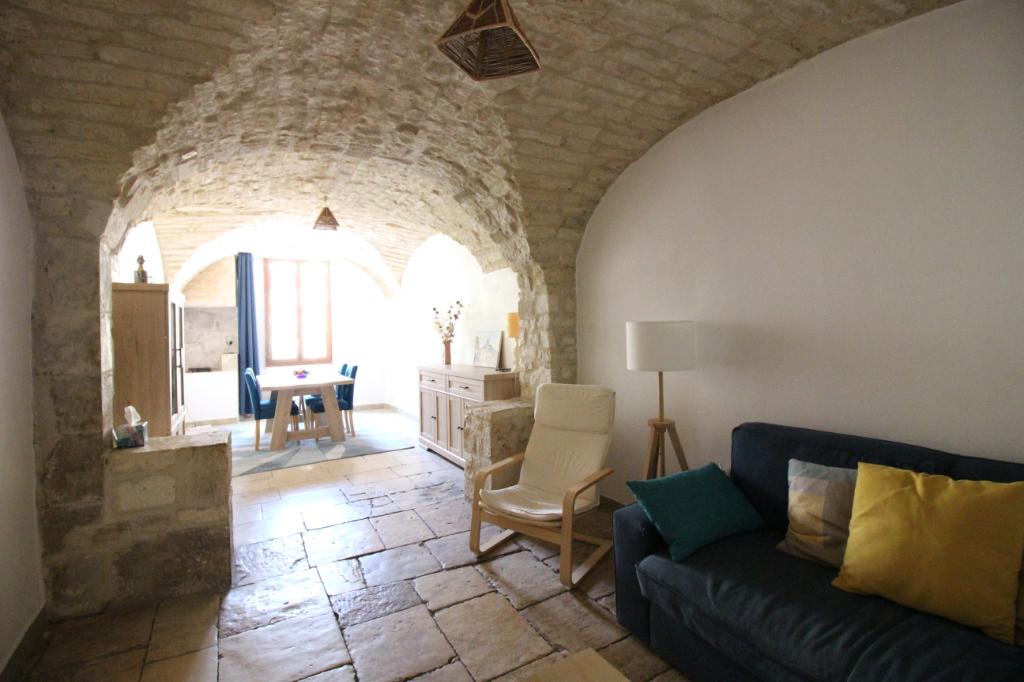 Appartement Barjac 3 pièce(s) 90 m2