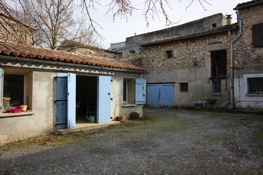 Allègre les fumades - Maison de hameau avec terrain
