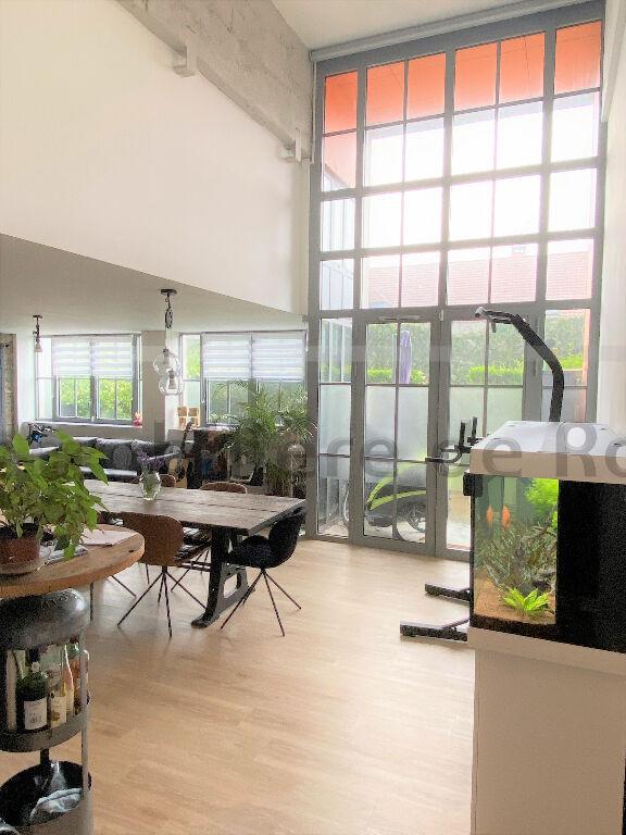 LOFT WAMBRECHIES 97.51 m² + 2 PARKINGS.