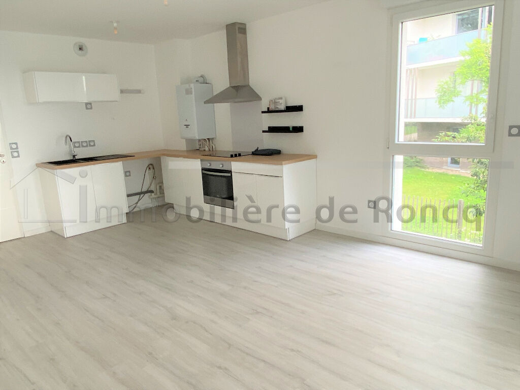Appartement  3 pièces 48.40 m².