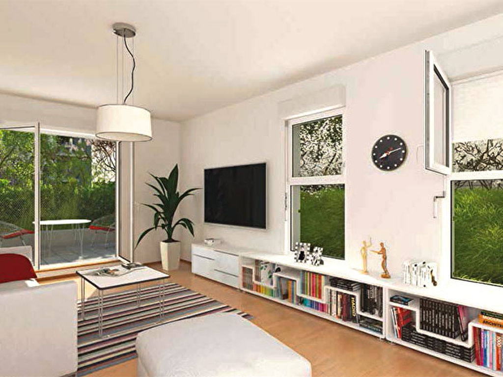 Appartement 3 pièces, 59 m² - THIAIS - A proximité de Belle Épine - Livraison 2020