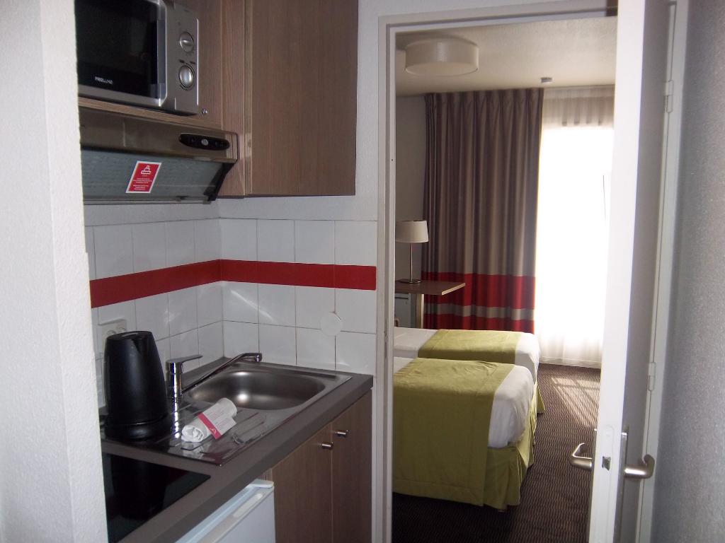 Appartement dans une résidence de tourisme urbain