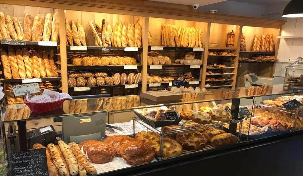 Boulangerie Patiserie Traiteur Agglo ORLEANS CA 297 K€