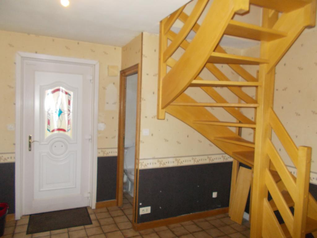 Semi plain pied 6 chambres + garage