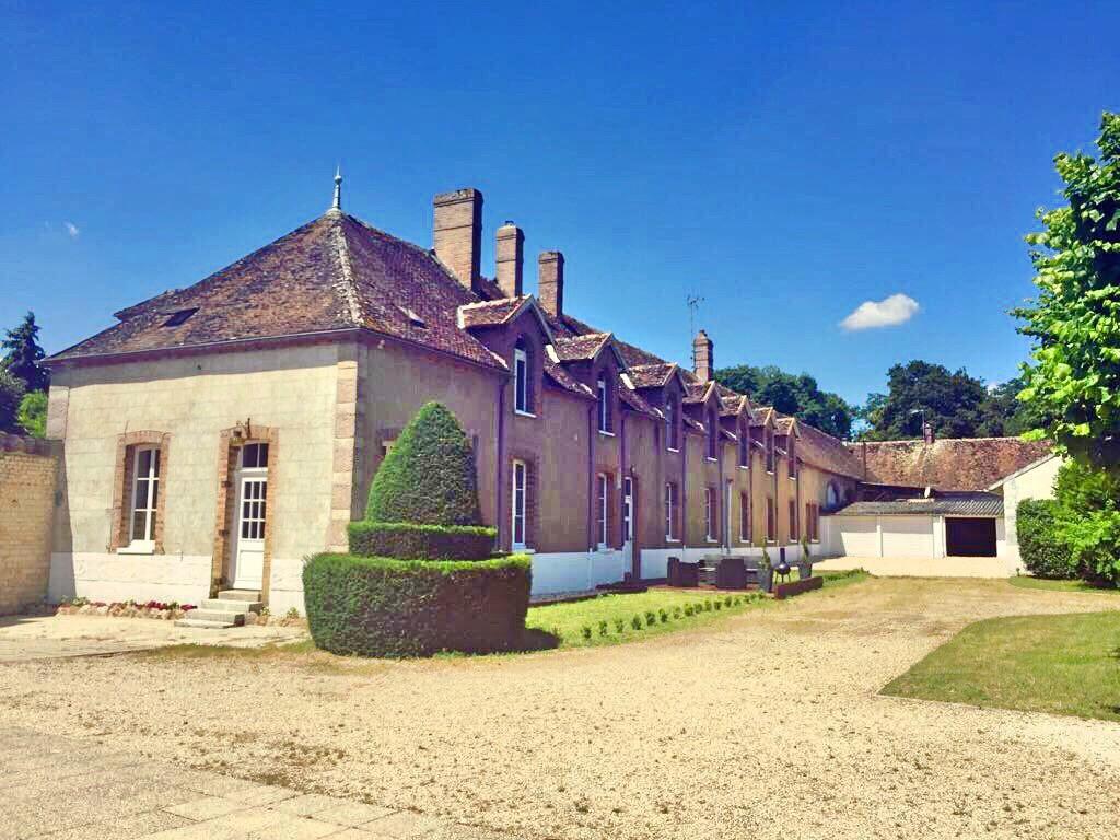 Bâtisse du XIXe idéale pour maison d'hôtes