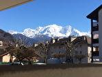 Sallanches centre : Studio avec travaux, terrasse, vue Mont Blanc 3/3