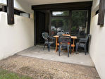 Sallanches  : studio  avec terrasse 3/4