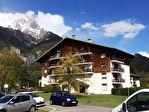 SALLANCHES :  F2 avec balcon, face Mont-Blanc 7/8
