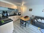 Sallanches :  33 m2 état neuf avec terrasse et jardin 5/7