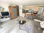 Sallanches :  33 m2 état neuf avec terrasse et jardin 7/7