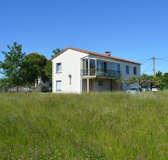 Maison Saint Christol Les Ales 2 appartements 6 pièces 121 m2 terrain 1266 m2
