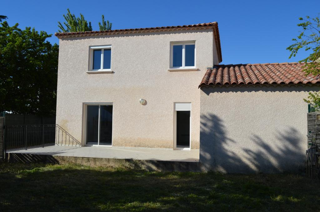 Maison récente Alès 4 pièces 89 m2 terrain 256 m2