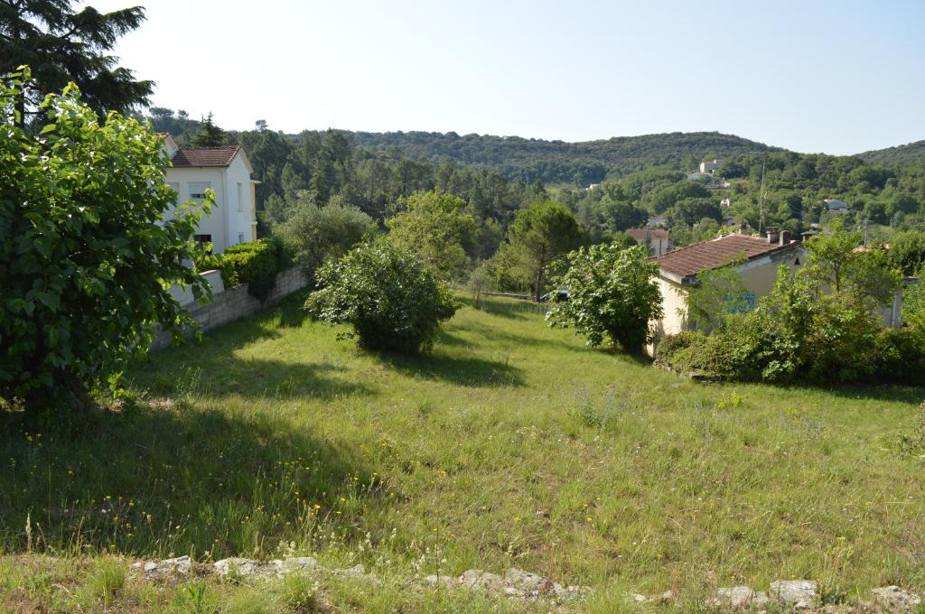 Terrain Saint Julien Les Rosiers 1232 m2