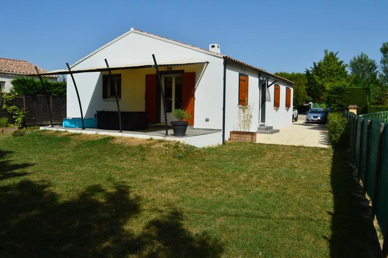 Maison récente 5 pièces 102 m2 habitable terrain 602 m2