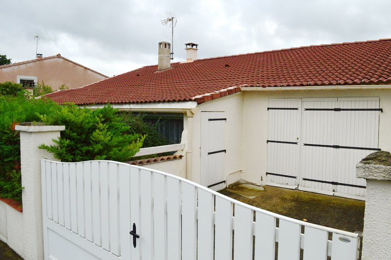 Maison proche centre-ville 4 pièces 85 m2 terrain 373 m2