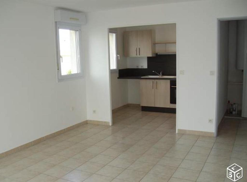 Appartement  2 pièces 46.11 m2 centre-ville