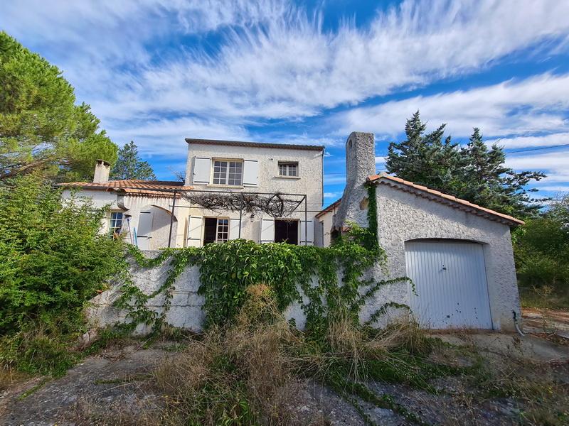 Maison Saint Julien Les Rosiers 4 pièces 2 garages terrain 1566 m2