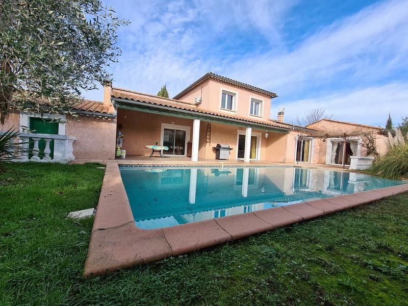Villa Ales 5 pièces 158 m2 piscine terrain 1100 m2