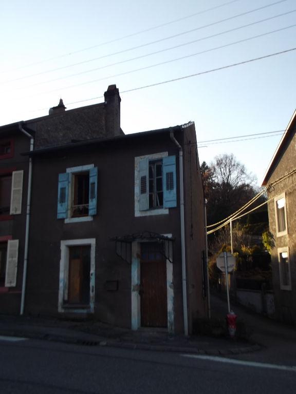 Maison LOUEE Baccarat 3 pièce(s) 60 m2