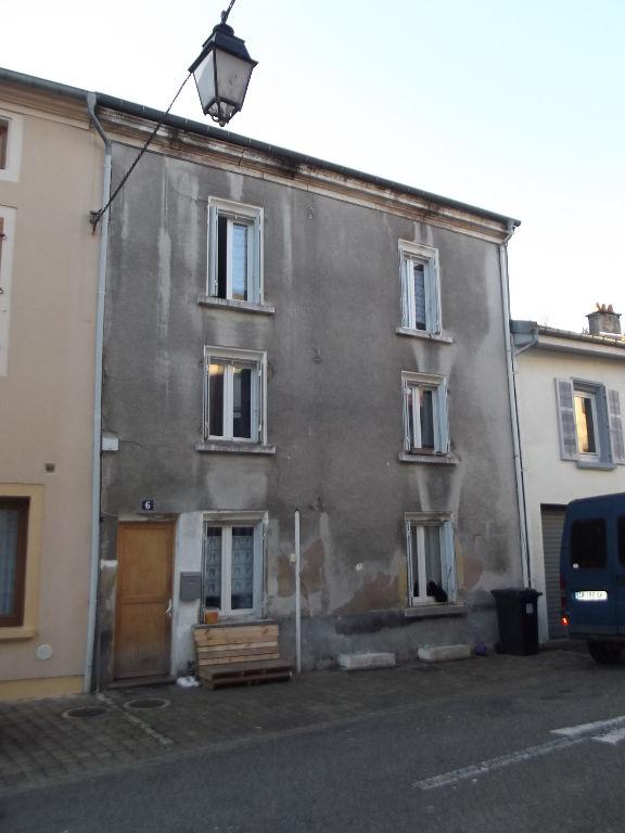Maison LOUEE Baccarat F7 120 m2