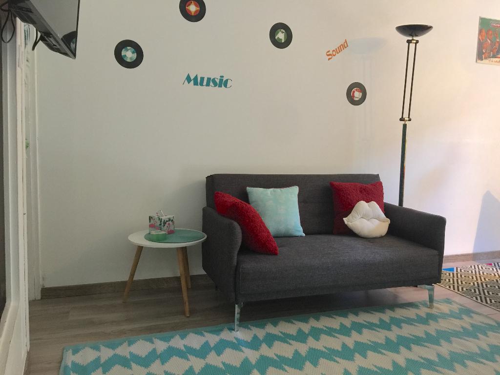 Maison Pailhes 3 pièce(s) 55 m2