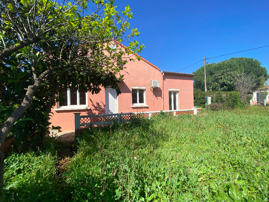 Villa Lignan Sur Orb 4 pièce(s) 72 m2