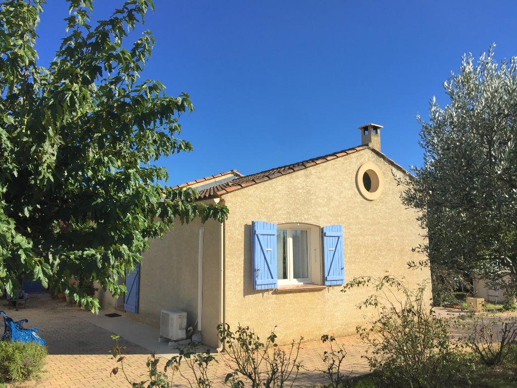 Villa Lignan Sur Orb 4 pièce(s) 90 m2