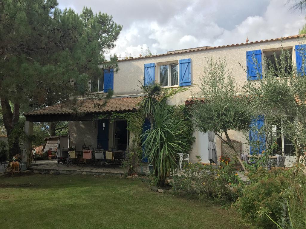 Villa Lignan Sur Orb 5 pièce(s) 160 m2