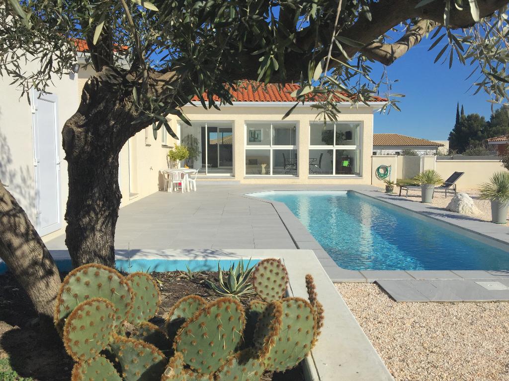 Villa Maraussan 5 pièce(s) 155 m2