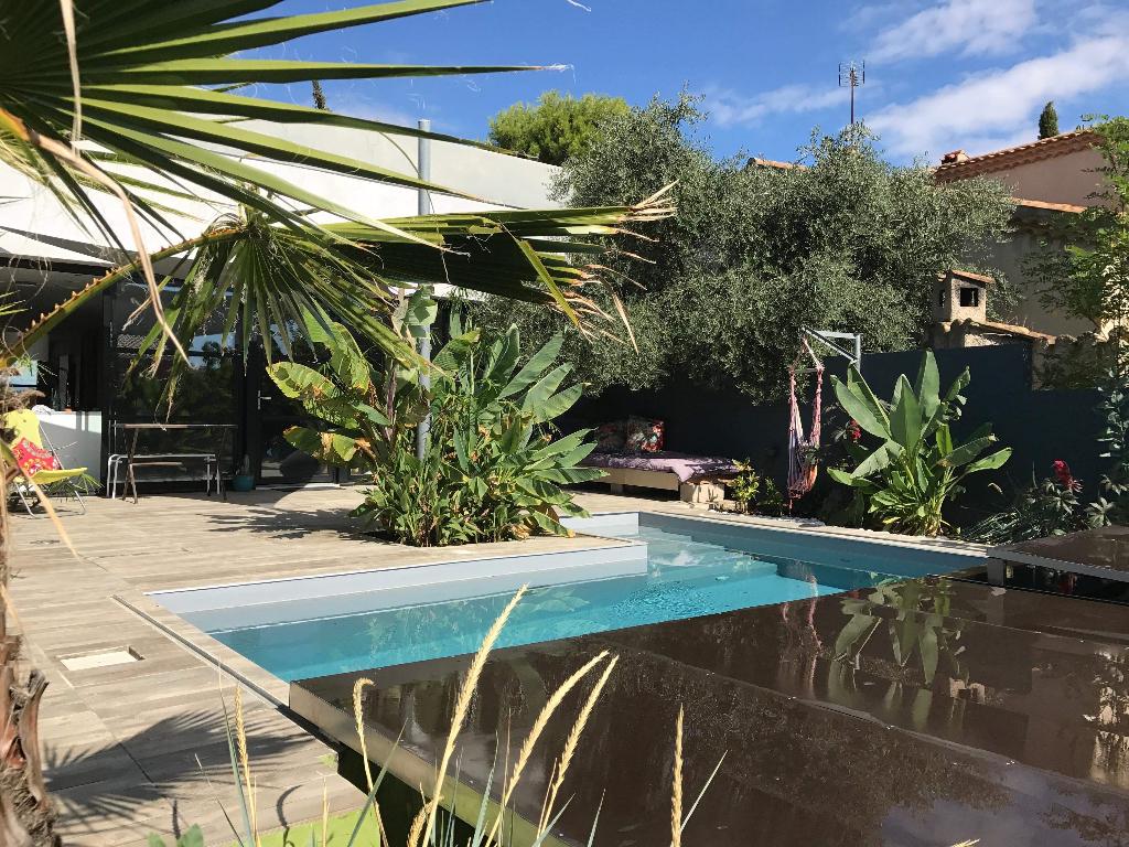 Villa Lignan Sur Orb 5 pièce(s) 145 m2