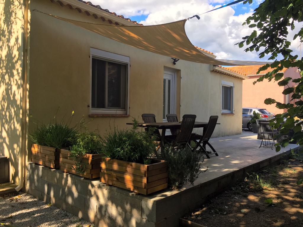 Maison Lignan Sur Orb 3 pièce(s) 60 m2