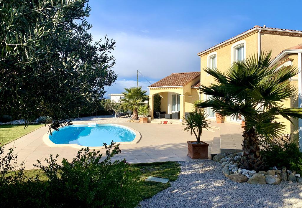 Villa Lignan Sur Orb 6 pièce(s) 150 m2