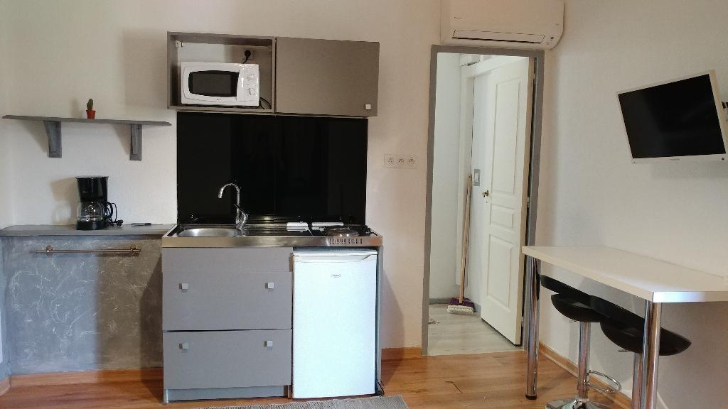 Appartement 84500 Bollene 1 pièce(s) 22.25 m2
