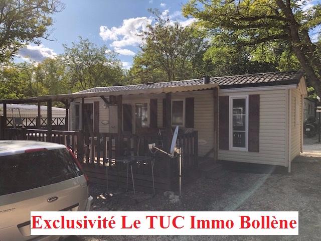 Mobil home 84500 Bollene 3 pièce(s)