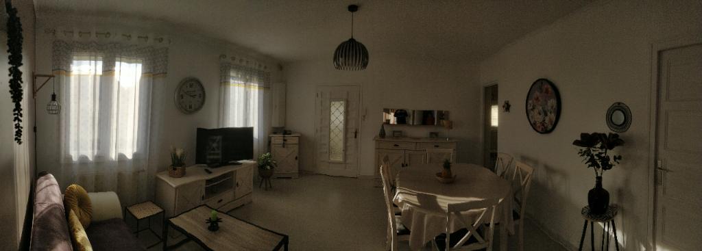 Maison  3 pièce(s) 65 m2