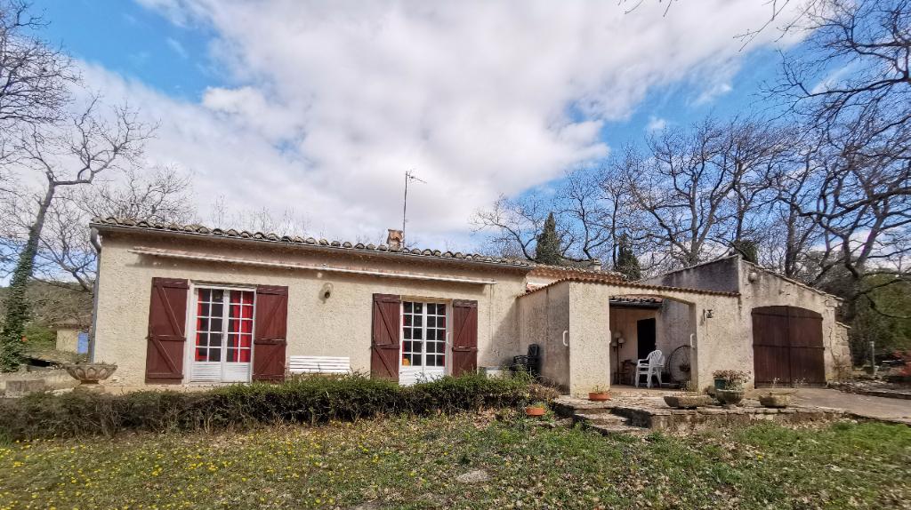Maison 26790 Rochegude 3 pièce(s) 70 m2