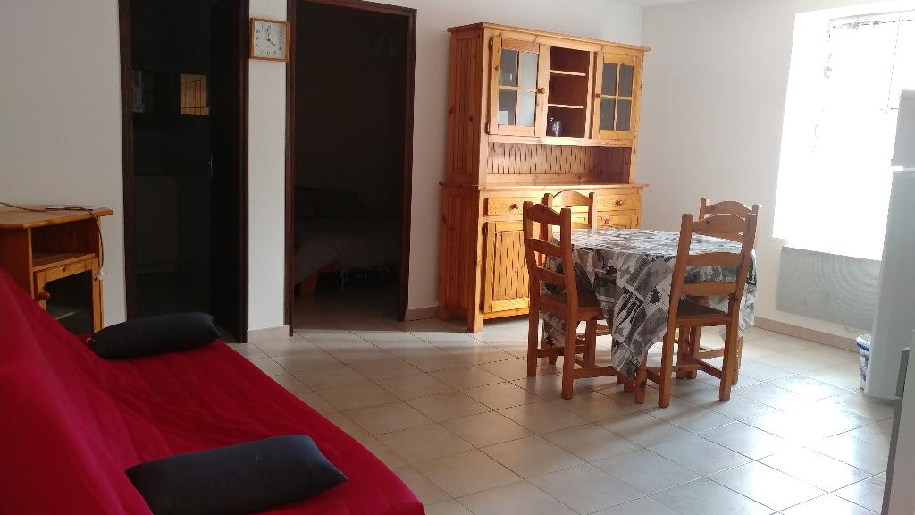 appartement 2 pieces meuble lamotte du rhone 84840