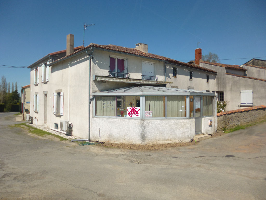 COURLAY - Maison 3 chambres