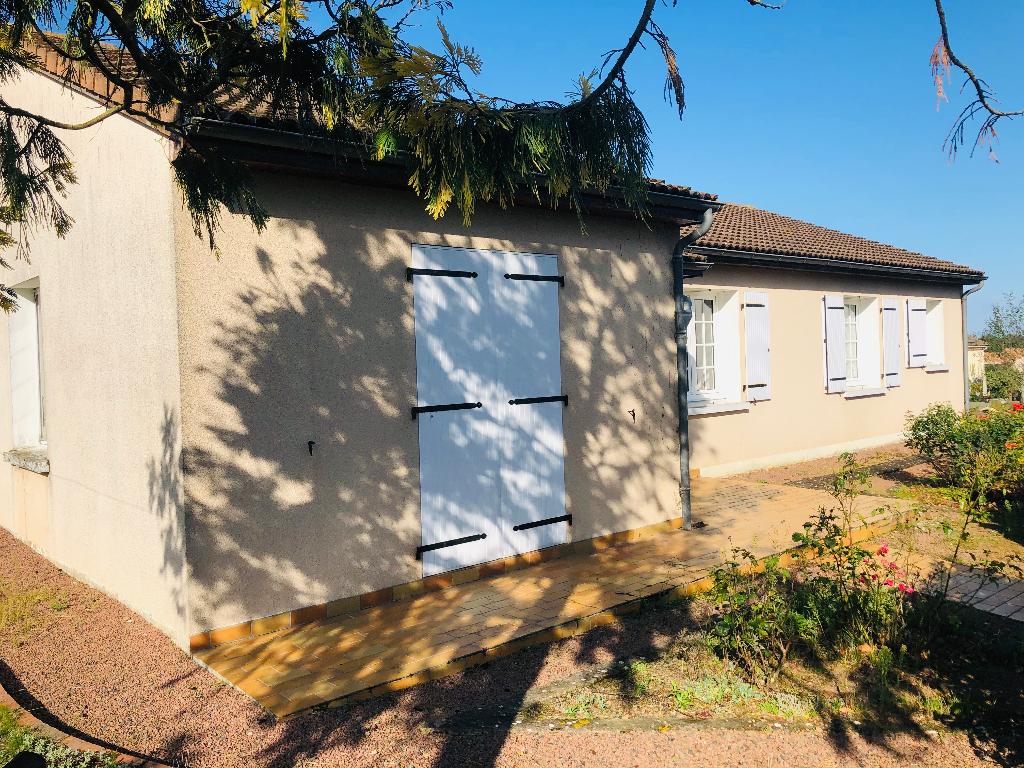 Moutiers-Sous-Argenton : Pavillon de plain-pied