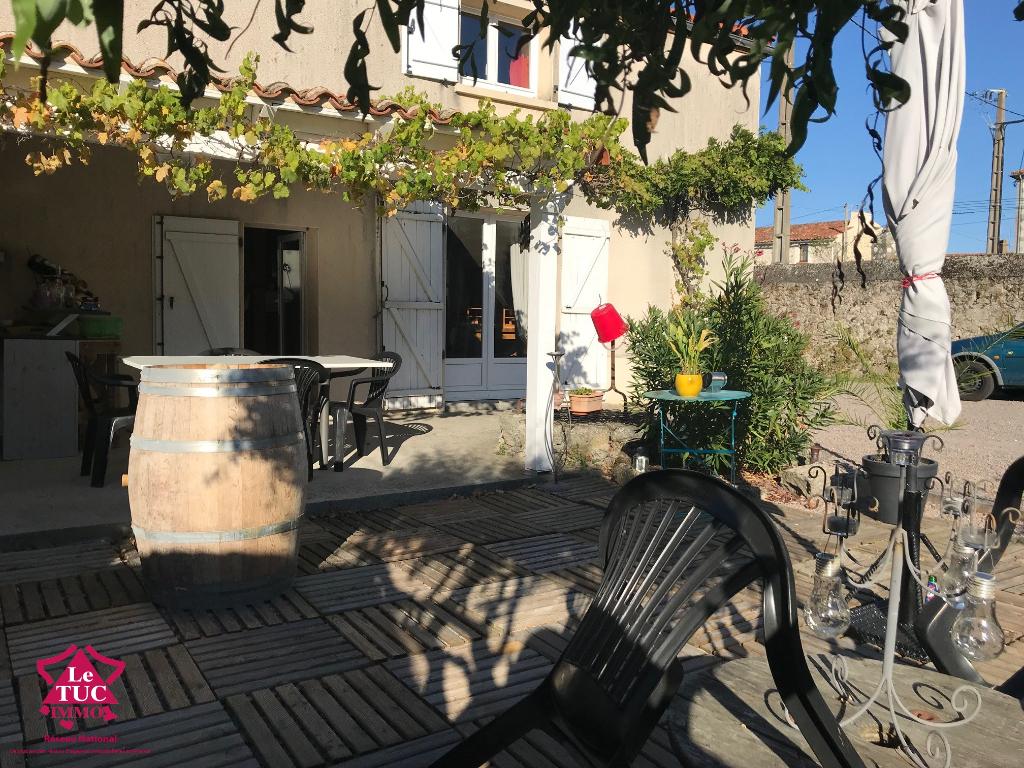 VOULMENTIN - Maison 3 chambres